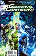 Green Lantern (2005 3rd Series) 41B