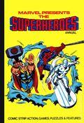 Marvel Superheroes Annual HC (1974-1992 Grandreams) UK 1979