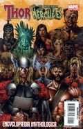 Thor and Hercules Encyclopaedia Mythologica (2009) 1