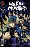 We Kill Monsters (2009 Red 5 Comics) 1