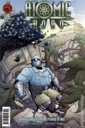 Atomic Robo Shadow from Beyond Time (2009) 4