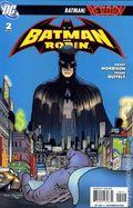 Batman and Robin (2009) 2A