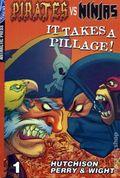 Pirates vs. Ninjas It Takes a Pillage TPB (2009 Digest) 1-1ST