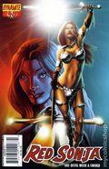 Red Sonja (2005 Dynamite) 48A