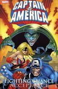 Captain America Fighting Chance TPB (2009 Marvel) 2-1ST