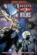Agents of Atlas Dark Reign HC (2009 Marvel) 1-1ST