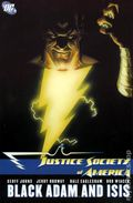 Justice Society of America Black Adam and Isis HC (2009 DC) 1-1ST