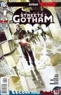 Batman Streets of Gotham (2009) 1B