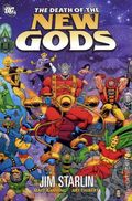 Death of the New Gods TPB (2009 DC) 1-1ST