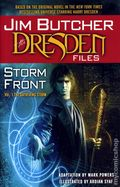 Dresden Files Storm Front HC (2009-2011 Dabel Brothers/Dynamite) 1B-1ST