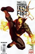Immortal Iron Fist (2006 Marvel) 27B