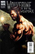 Wolverine Weapon X (2009 Marvel) 3B