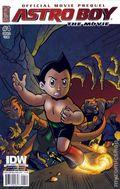 Astro Boy Movie Prequel (2009 IDW) 4A
