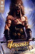 Hercules the Knives of Kush (2009 Radical) 2A