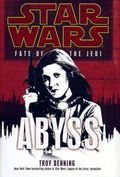 Star Wars Fate of the Jedi Abyss HC (2009 Novel) 1A-1ST