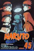 Naruto TPB (2003-2015 Shonen Jump Edition Digest) 45-1ST