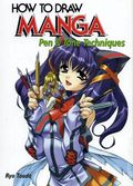 How to Draw Manga Pen and Tone Techniques SC (2003) 1-1ST