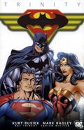 Trinity TPB (2009 DC) By Kurt Busiek and Fabian Nicieza 2-1ST
