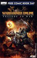 Warhammer Online Prelude to War (2009 FCBD) 0
