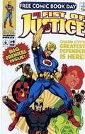 Fist of Justice (FCBD) 1