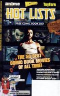 Wizard Hot List 50 Best Comic Movies (2009 FCBD) 200905