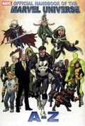 Official Handbook of the Marvel Universe A-Z HC (2008-2010 Marvel) 9-1ST