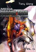 Mega Dragon and Tiger: Future Kung Fu Action GN (2002-2004 Comics One) 1-1ST