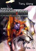 Mega Dragon and Tiger: Future Kung Fu Action GN (2002-2004 Comics One) 1-1ST