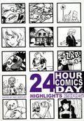 24 Hour Comics Day Highlights TPB (2005 About Comics) 1-1ST