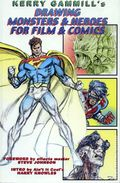 Kerry Gammill's Drawing Monsters and Heroes for Film and Comics SC (2001 Vanguard) 1-1ST
