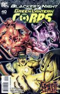 Green Lantern Corps (2006) 40A