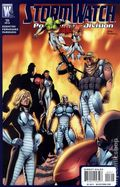 Stormwatch PHD (2006) Post Human Division 23