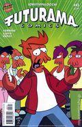 Futurama Comics (2000 Bongo) 45