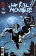 We Kill Monsters (2009 Red 5 Comics) 3