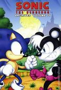 Sonic the Hedgehog Archives (2006-2015 An Archie Digest) 11-1ST