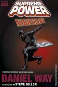 Supreme Power Nighthawk HC (2009 Marvel) Premiere Edition 1-1ST