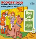 Scooby Doo Book And Record (1977 Peter Pan) 1985R