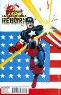 Captain America Reborn (2009 Marvel) 2C