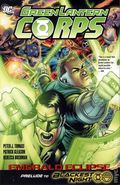 Green Lantern Corps Emerald Eclipse HC (2009) 1-1ST