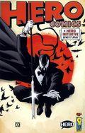 Hero Comics Hero Initiative Benefit Book (2009 IDW) 0B