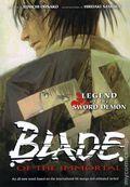 Blade of the Immortal Legend of the Sword Demon SC (2010 Dark Horse Novel) 1-1ST