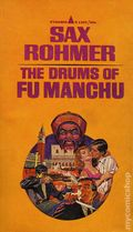 Drums of Fu Manchu PB (1962 Pyramid Novel) 1-REP