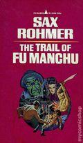 Trail of Fu Manchu PB (1964 Pyramid Novel) 1-REP