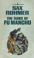 Hand of Fu Manchu PB (1962 Pyramid Novel) 1-REP