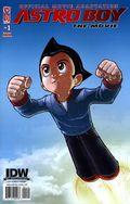 Astro Boy Movie Adaptation (2009 IDW) 1B
