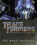 Transformers Revenge of the Fallen The Movie Universe HC (2009) 1-1ST