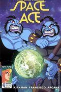 Space Ace (2009 Arcana Studio) 4