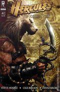 Hercules the Knives of Kush (2009 Radical) 4A
