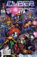 Cyberforce (1993 2nd Series) 25B