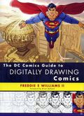DC Comics Guide to Digitally Drawing Comics SC (2009) 1-1ST